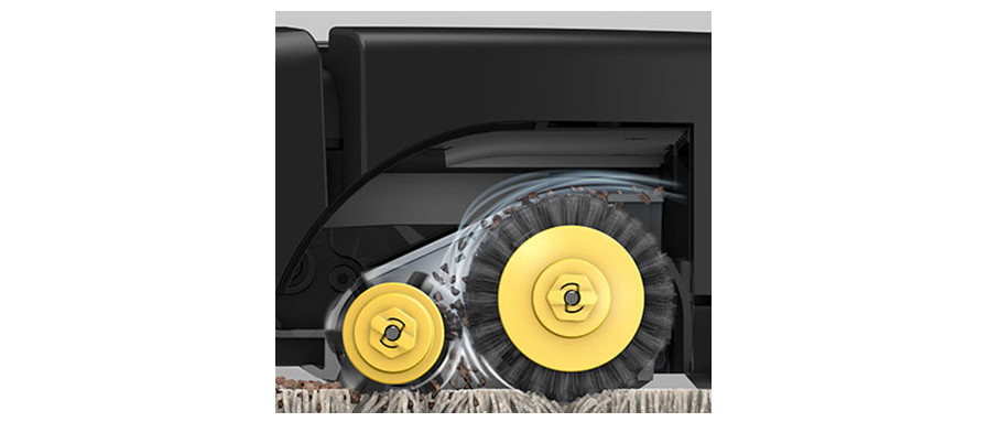 Roomba Dual Brushes