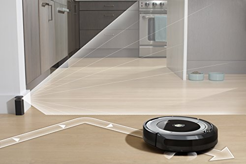 Roomba 690 Cleaning Passes Control