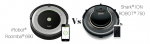 iRobot Roomba 690 vs Shark ION ROBOT 750, Vacuum Fanatics, Reviews and Comparisons of Robotic Cleaners