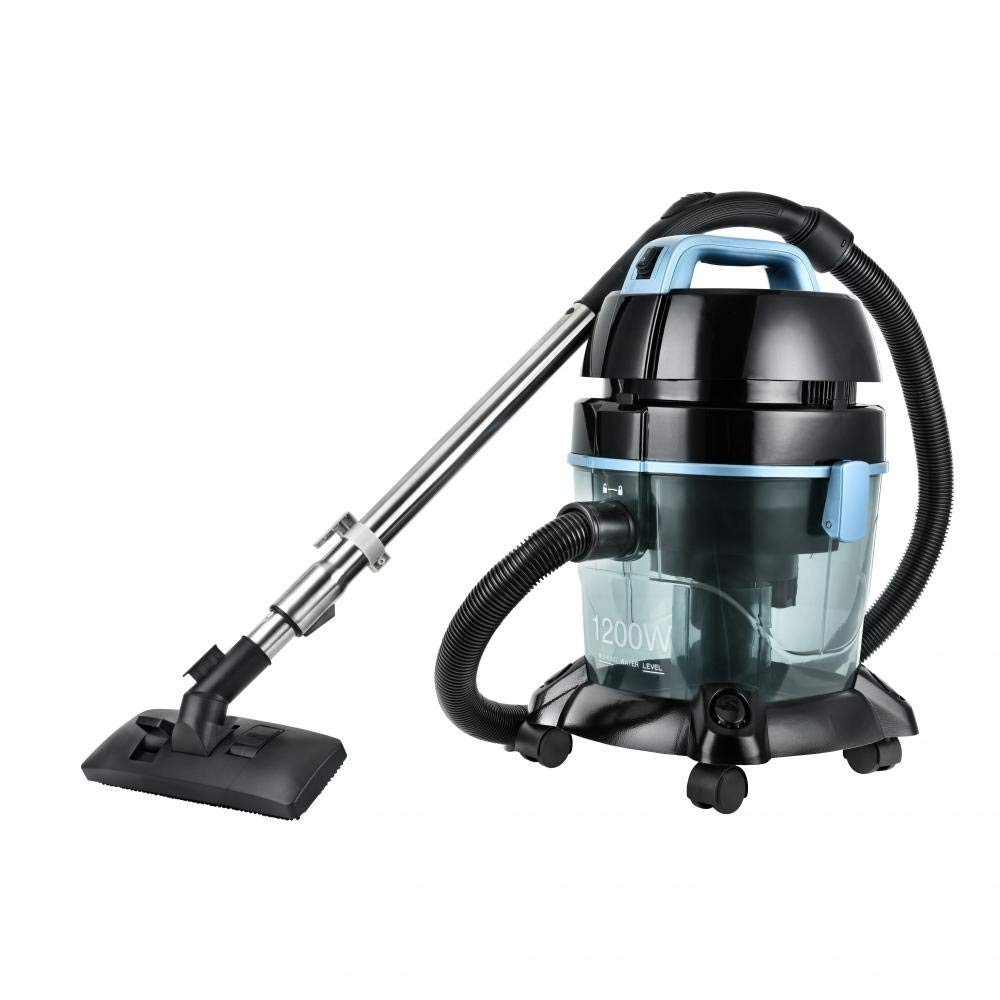 Kalorik Pure Air-Water Filtration Vacuum Cleaner, Blue