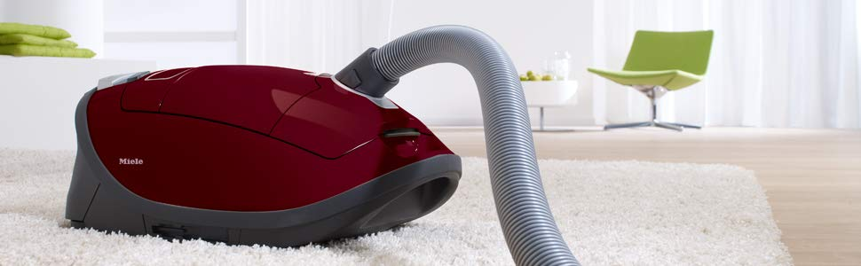 Miele C3 Complete Marin Vacumm Cleaner for Soft Carpet