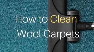 How to Clean Wool Carpets, Home Tips, Vacuum Fanatics