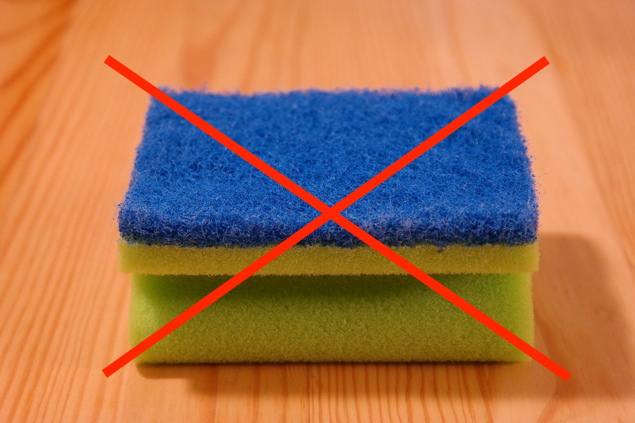 No Scourer, No Acids, How to clean Cultured Marble